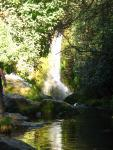 Cataratas del Huesna